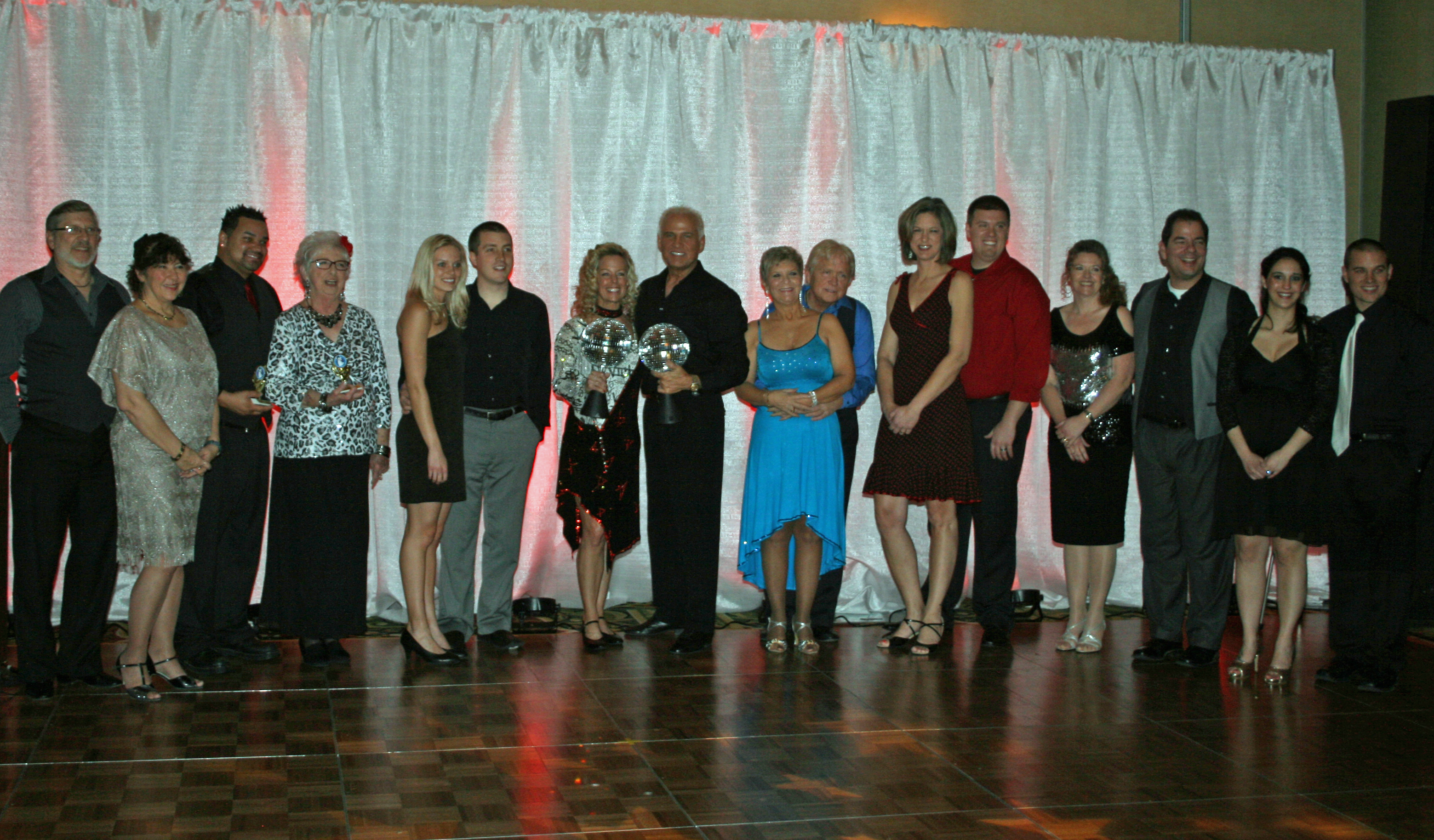 "Lori Howell and Don Justice are the 2013 winners of our ""Dancing with the Stars"" Extravaganza!"